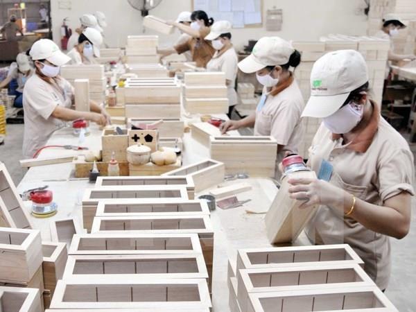 越南前9月林产品出口额达近80亿美元 hinh anh 1