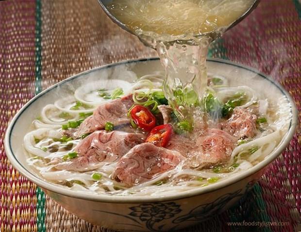 """越南首次被评为""""亚洲领先饮食目的地"""" hinh anh 1"""