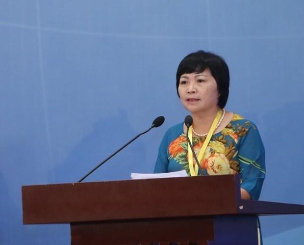 王廷惠副总理:合作社在集体经济中一直起着核心作用 hinh anh 3