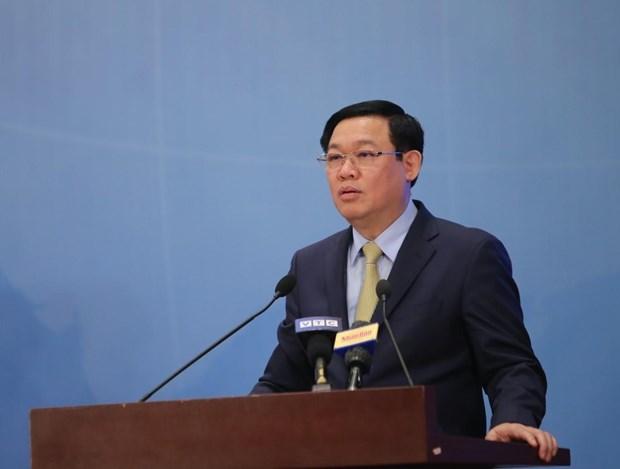 王廷惠副总理:合作社在集体经济中一直起着核心作用 hinh anh 1