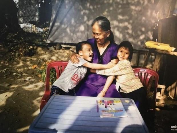 越南儿童的家庭梦 hinh anh 1