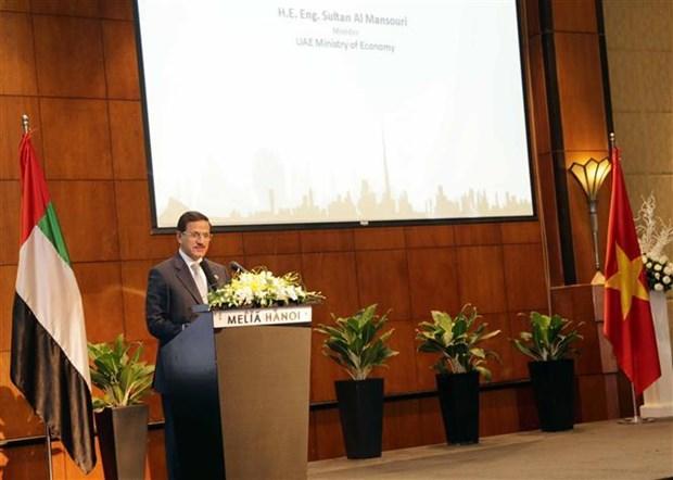 越南与阿联酋促进经贸投资合作 hinh anh 3