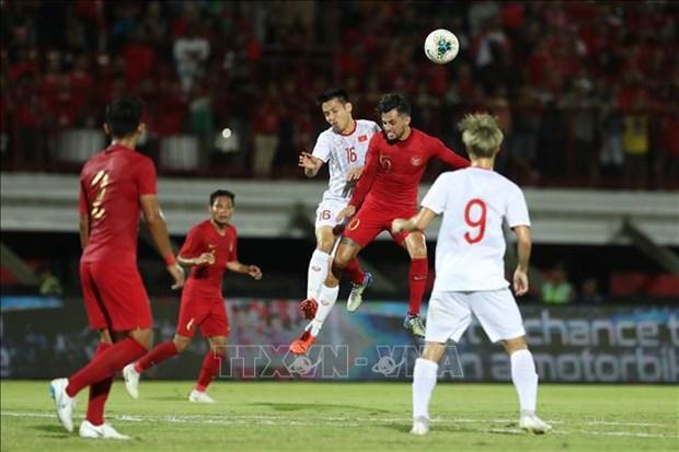 2022年卡塔尔世界杯预选赛:越南队3:1大胜印度尼西亚队 hinh anh 1