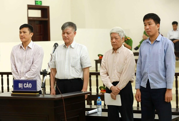 Vinashin腐败大案:二审法院加重对阮玉事的刑罚 hinh anh 1