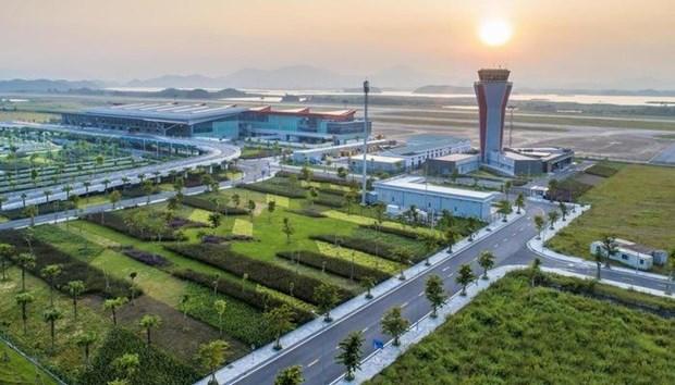 越南云屯国际机场获选为2019年亚洲领先新机场 hinh anh 1
