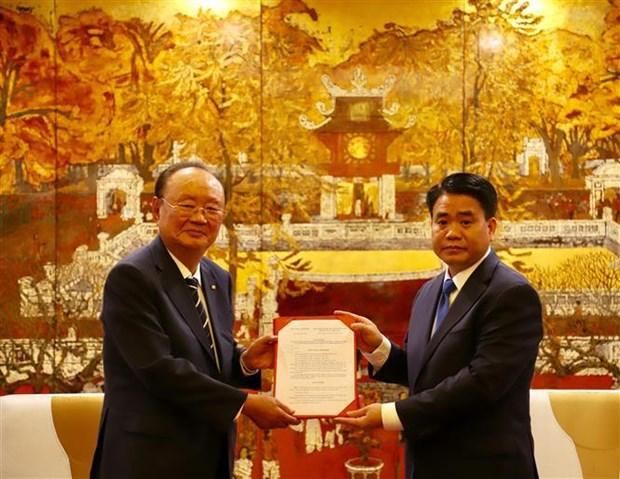 越南首个赛马场将在朔山县建设 hinh anh 1