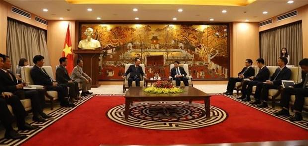 越南首个赛马场将在朔山县建设 hinh anh 2