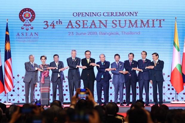 泰国为第35届东盟峰会作出积极准备 hinh anh 1