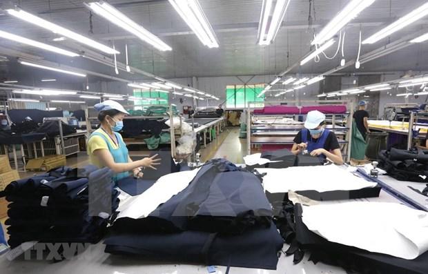 渣打银行:全球最具贸易增长潜力排行榜——越南位居东南亚地区榜首 hinh anh 1