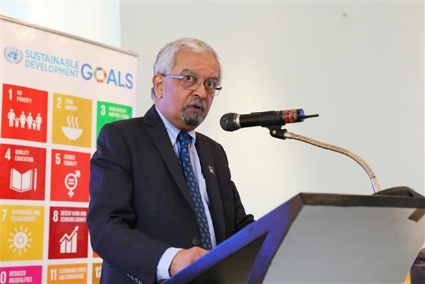 参与联合国改革进程提高联合国对越南的贡献 hinh anh 2