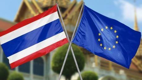 欧盟重启同泰国的FTA谈判 hinh anh 1