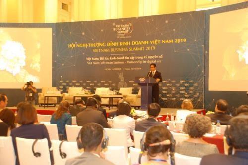 越南在第四次工业革命中与世界并肩同行 hinh anh 1