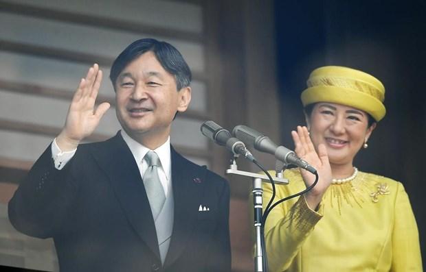 越南政府总理阮春福将赴日本出席日本新天皇登基大典 hinh anh 1