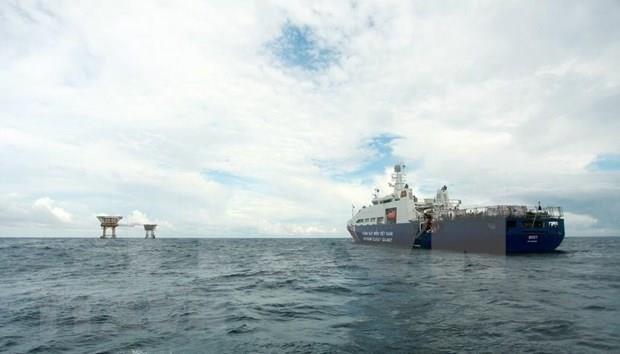 韩媒:美国专家谴责中国在越南专属经济区开展的行动 hinh anh 1