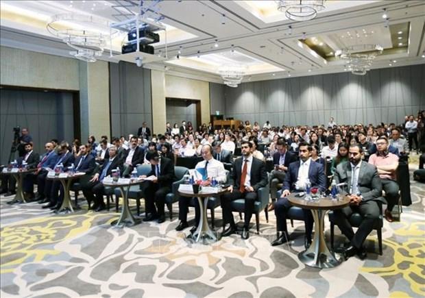 越南与阿联酋共同致力于可持续发展的贸易与投资 hinh anh 1