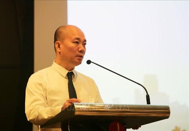 越南与阿联酋共同致力于可持续发展的贸易与投资 hinh anh 2
