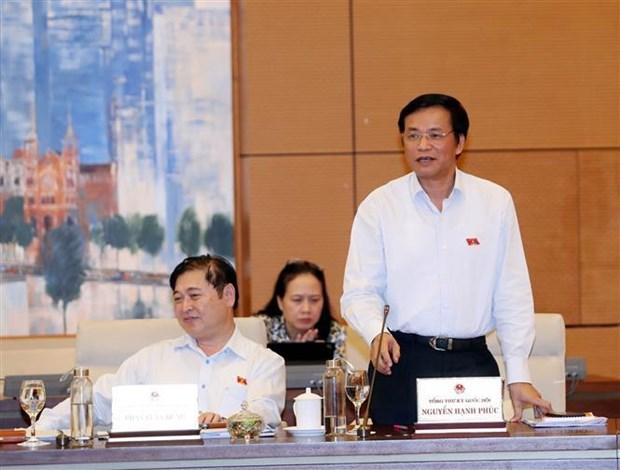 越南第十四届国会第八次会议预计将延长27天 hinh anh 1