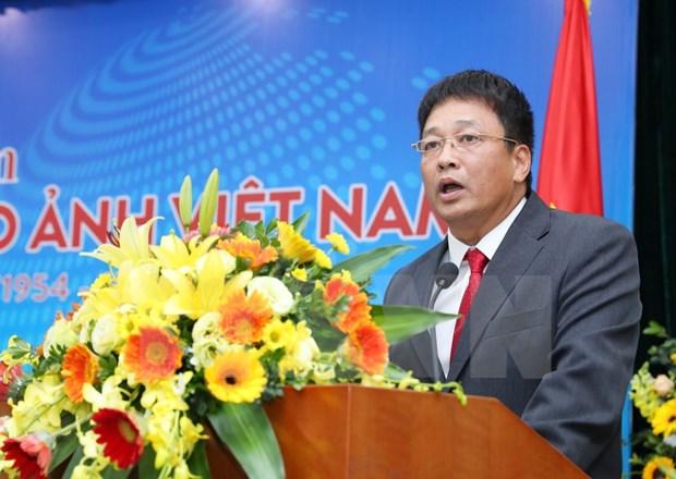 《越南画报》创刊65周年:将最好的图片奉献给国内外读者 hinh anh 2