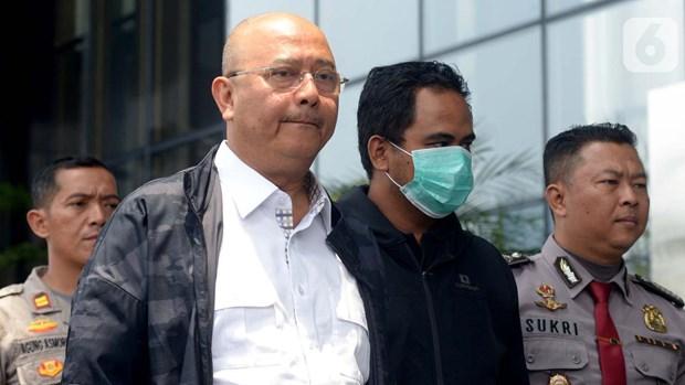 印尼逮捕数十名贪腐官员 hinh anh 1