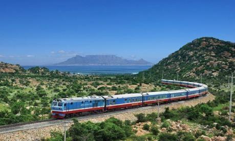老挝计划于2021年开始动工修建老越铁路项目 hinh anh 1