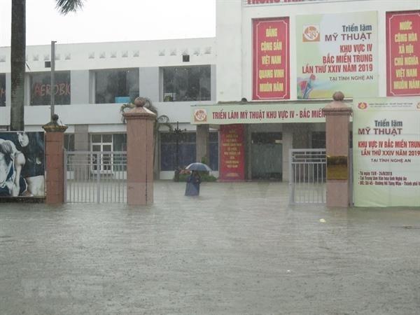 洪水给越南多地造成巨大人员和财产损失 hinh anh 1