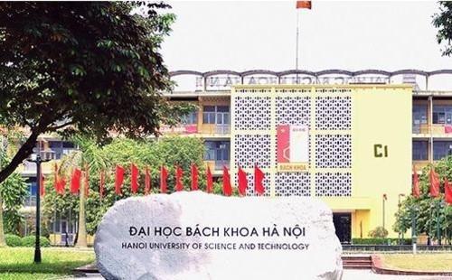 河内理工大学跻身科学技术领域世界大学400强 hinh anh 1