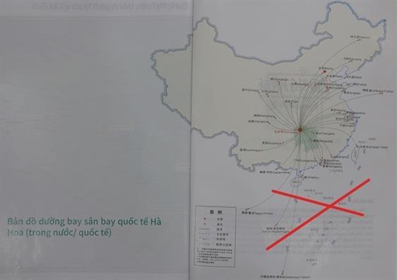 越南旅游公司停止与提供内容侵犯越南主权印刷品的公司的合作伙伴关系 hinh anh 1
