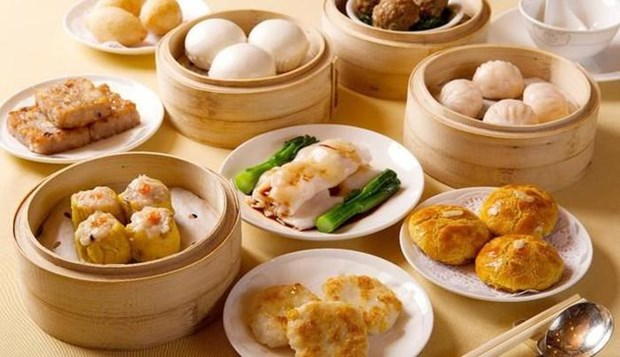 胡志明市第五区饮食文化推介项目出炉 hinh anh 1