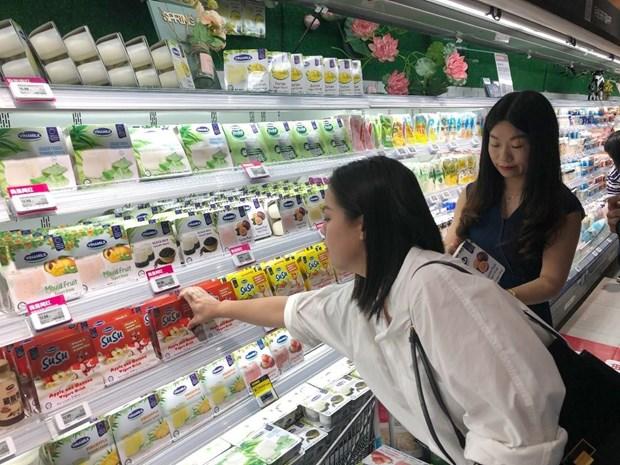 越南奶制品获准出口中国 hinh anh 1
