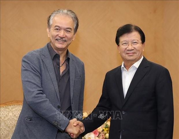 越南与新加坡深化物流领域投资合作 hinh anh 1