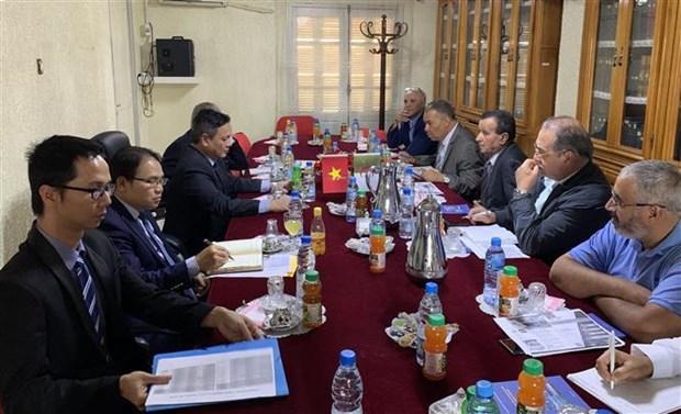 越南促进与阿尔及利亚的经贸投资合作关系 hinh anh 2