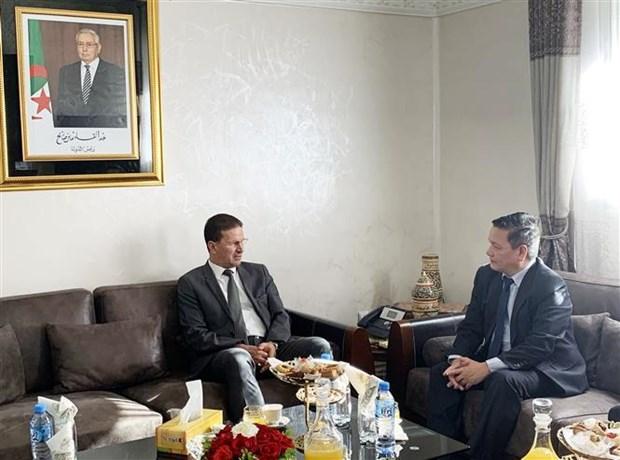 越南促进与阿尔及利亚的经贸投资合作关系 hinh anh 1