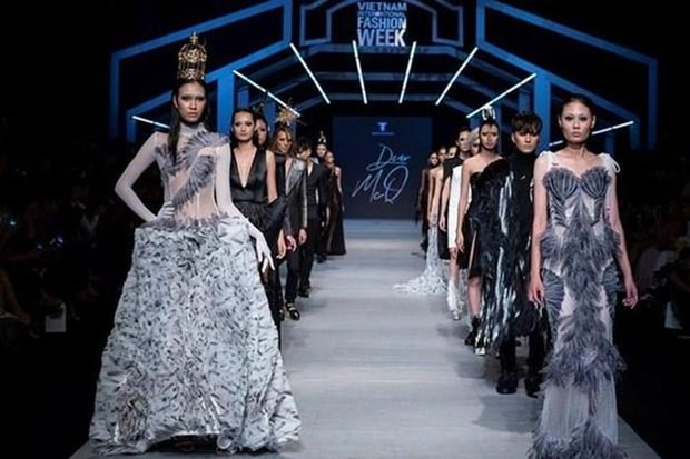 2019年越南国际美容与时装节拟于12月份举行 hinh anh 1