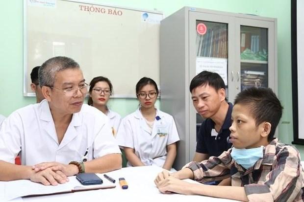 世界罕见肺移植患者顺利出院 hinh anh 1