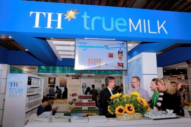 TH true Milk成为越南首家获准进入中国市场的乳制品企业 hinh anh 1