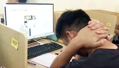越南岘港努力镇压外籍高科技犯罪分子 hinh anh 1