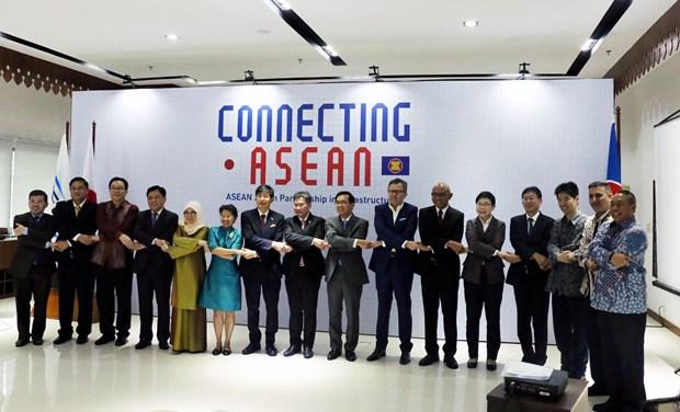 东盟高度评价日本在基础设施建设中的作用 hinh anh 2