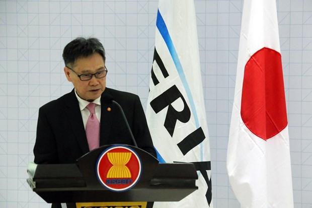 东盟高度评价日本在基础设施建设中的作用 hinh anh 1