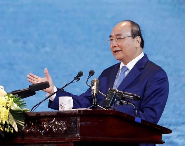 越南政府总理阮春福:越南新农村建设国家目标计划创造了历史性突破口 hinh anh 1