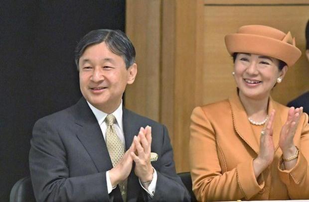 阮春福总理出席日本天皇登基大典:越南高度重视越日纵深战略伙伴关系 hinh anh 1