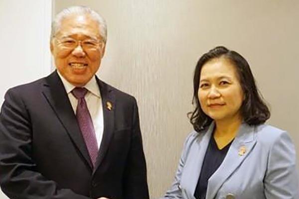 韩国与印尼就达成全面贸易协定签署初步协议 hinh anh 1