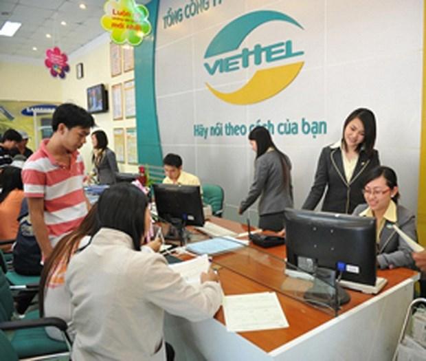 越南军队电信集团连续三年在2018年越南纳税1000强排行榜中位居榜首 hinh anh 1