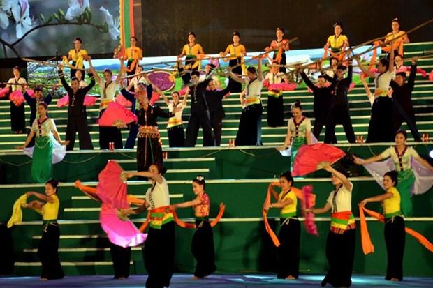 泰族文化节有助于保护和弘扬泰族文化特色 hinh anh 1