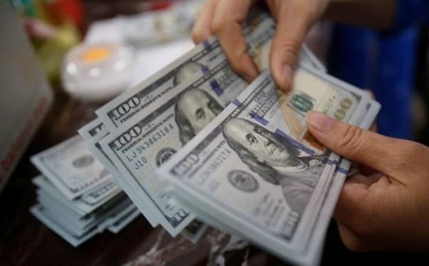 10月21日越盾对美元汇率中间价下调1越盾 hinh anh 1