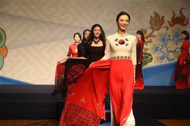 越南妇女节庆祝活动在韩国热闹举行 hinh anh 2