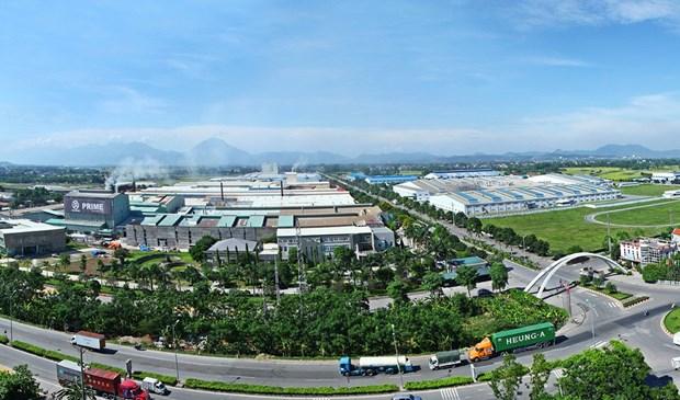 越南永福省主动加大引资力度 推动经济发展 hinh anh 1
