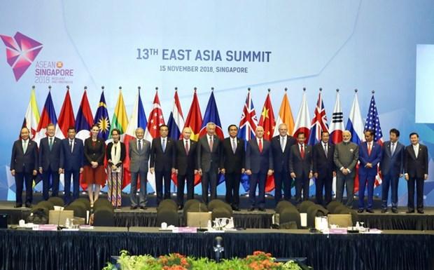 东亚峰会大使级会议在雅加达举行 hinh anh 1