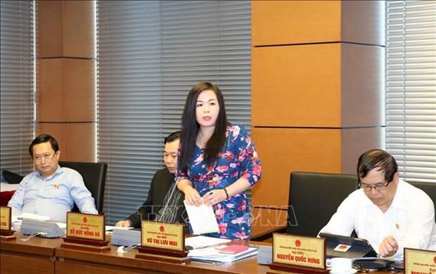 越南第十四届国会第八次会议公报(第二号) hinh anh 1