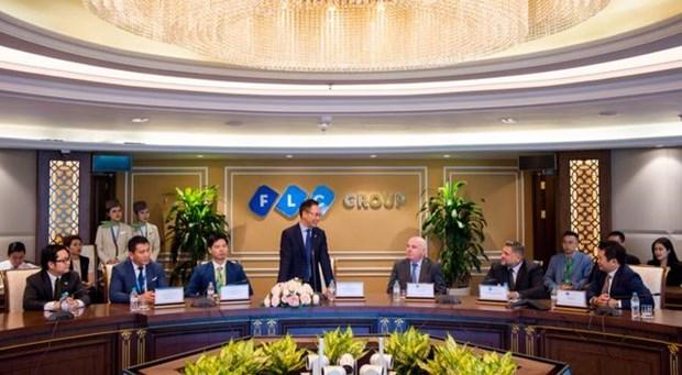 越竹航空公司正式接收两架波音787-9梦想飞机 hinh anh 1