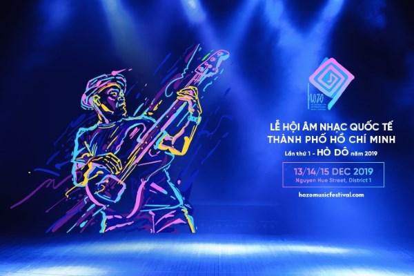 2019年首届胡志明市国际音乐节于12月举行 hinh anh 1